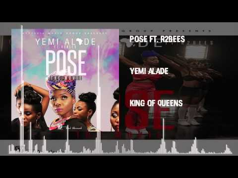 Yemi Alade - Pose Ft. R2Bees (OFFICIAL AUDIO 2015)