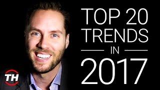 As 20 principais tendências em 2017