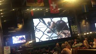 Video [HD] UFC 229: Khabib VS McGregor Fan REACTIONS Dave & Busters MP3, 3GP, MP4, WEBM, AVI, FLV Februari 2019