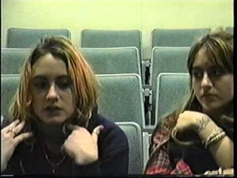 This video perfectly captures the 90s