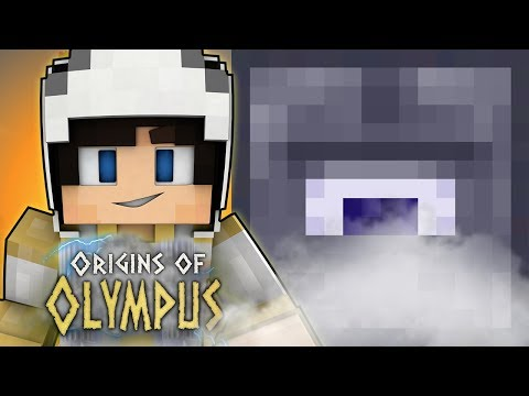 WE HAVE TO FIGHT A CYCLOPS? | Minecraft ORIGINS OF OLYMPUS | EP 5 (Percy Jackson Minecraft Roleplay)