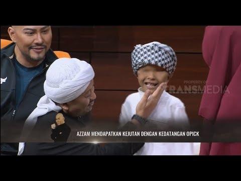 KEJUTAN, Azzam Kedatangan Opick   HITAM PUTIH (06/12/18) Part 3