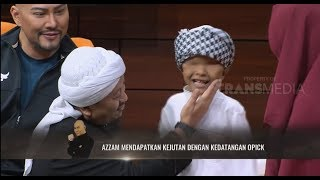 Video KEJUTAN, Azzam Kedatangan Opick | HITAM PUTIH (06/12/18) Part 3 MP3, 3GP, MP4, WEBM, AVI, FLV Desember 2018