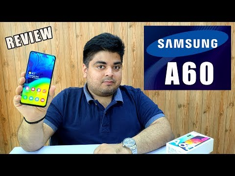 Samsung Galaxy A60 Review | 15,000 Ka Dhamaal | Is it Worth?