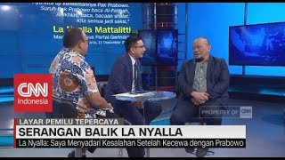 Video Pengakuan Menggegerkan La Nyalla Soal Fitnah Jokowi & Dicampakkan Prabowo MP3, 3GP, MP4, WEBM, AVI, FLV Desember 2018