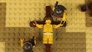 Video LEGO The Passion of Christ (Stop Motion) MP3, 3GP, MP4, WEBM, AVI, FLV Mei 2019