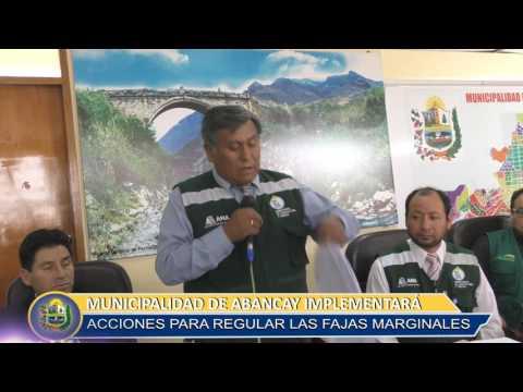 MUNICIPIO IMPLEMENTARA ACCIONES PARA REGULAR Y RECUPERAR LAS FAJAS MARGINALES