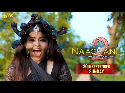 Naagmani 2 (नागमणि 2) - NEW EPISODE - Promo   20th September   Naag Money 2   Naagin 5 - New Promo
