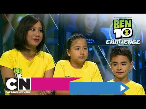 Provocarea Ben 10 | Episodul 9 | Cartoon Network