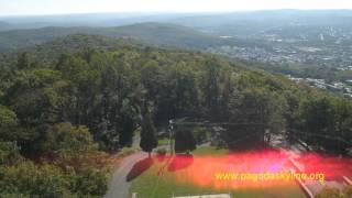 Wm Penn Memorial Fire Tower Camera 1 Timelapse October 13