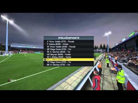 FIFA 14_Supergoals Ultimate Team Liga1 Online