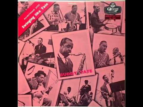 Buddy Tate – Swinging Like Tate (Full Album)
