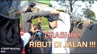 Video CRASH ! RIBUT DI JALAN !!! MP3, 3GP, MP4, WEBM, AVI, FLV Oktober 2017