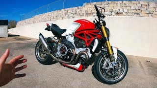 9. 2018 Ducati Monster 1200 S Ride and Review (Torque For Days)