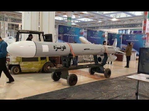 كروز هويزه.. ماذا تعرف عن صاروخ إيران الذي أشعل نفط أرامكو