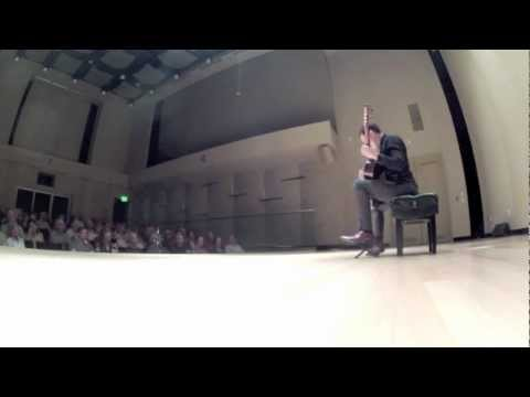 thibault - Extract from the Thibault Cauvin's concert in Sacramento film. Sacramento, CA, November 3rd 2012. Kyoto: A young sprout (Minoru Miki) Calcutta: Raga du soir ...