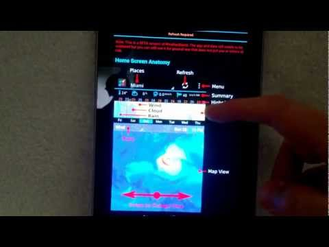 Video of WeatherBomb