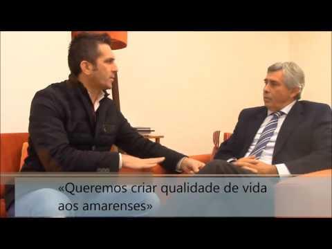 Entrevista a Manuel Moreira, Presidente da Câmara Municipal de Amares