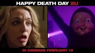 More screams. More loops. More deaths. #HappyDeathDay2U