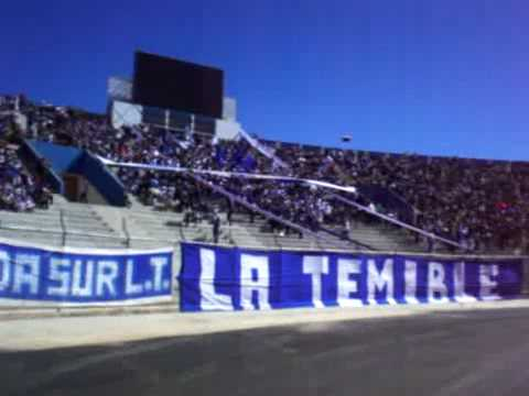 Video - TEMIBLE ORURO 2009 - La Temible - San José - Bolívia