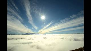 Time lapse Wanaka Inversion Layer Clearing