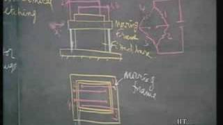 Lecture - 13 Principles Of Mechanical Measurements
