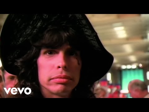 Aerosmith – Love In An Elevator