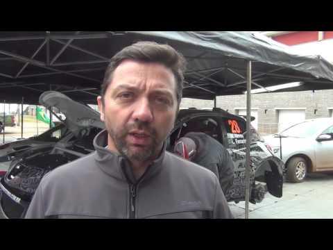Maurício Neves   Expectativa   Rally de Erechim 2012