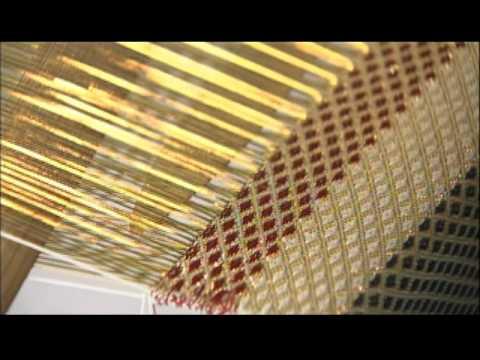 ゆっつら~と、佐賀市#22 伝統が織りなす雅な彩り 佐賀錦