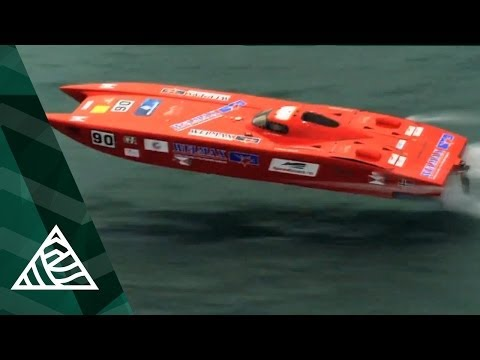 H20 Class Powerboat Racing