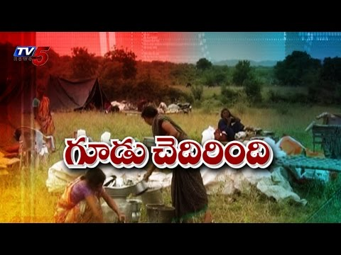 Pulichintala Back Water Effected People in Trouble : TV5 News