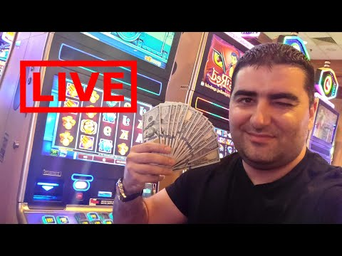 Max Bet Live STREAM SLOT PLAY W/NG SLOT From BARONA CASINO