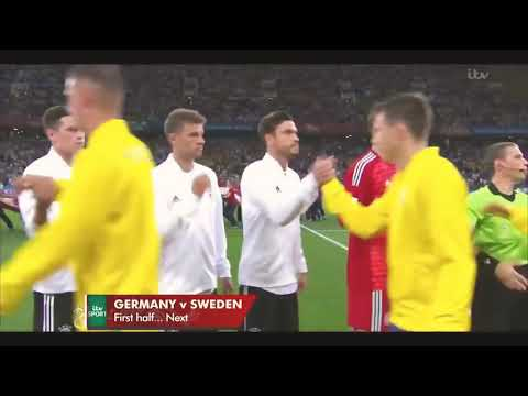 Germany v Sweden - 2018 FIFA World Cup Rusia™ -Match 27
