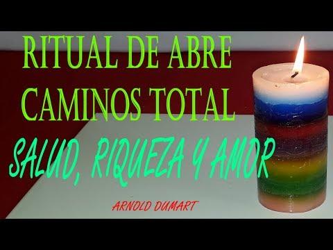 Videos de amor - RITUAL ABRECAMINOS PARA EL AMOR RIQUEZA Y SALUD