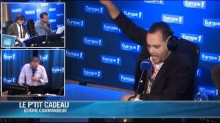 Video Jérôme Commandeur - La rondelle qui fume MP3, 3GP, MP4, WEBM, AVI, FLV September 2017
