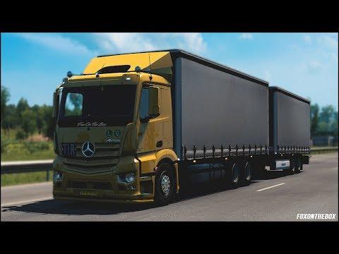 D3S Mercedes Antos 12 v1.2.0.123 release 1.31.2