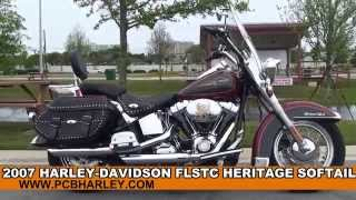 8. Used 2007 Harley Davidson Heritage Softail Classic Motorcycles for sale Dothan Al