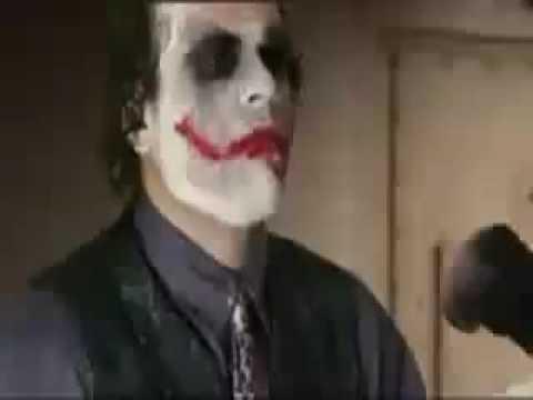 蝙蝠俠和小丑的超搞笑對話!真的超好笑!!