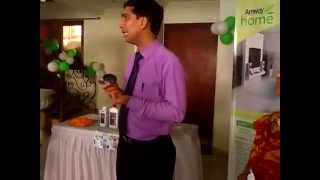Amway Home Care range , Interesting demo with important tips PART II (Hindi)