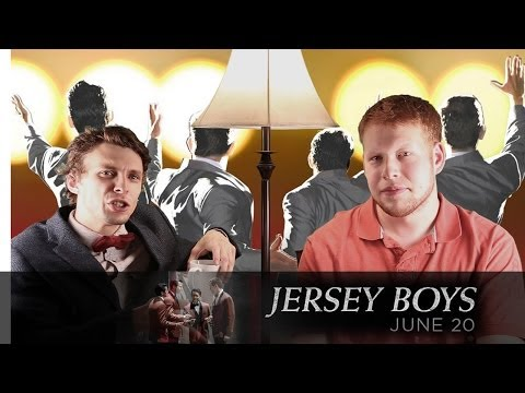 Jersey Boys (2014) Movie Review