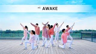 [EAST2WEST] BTS (방탄소년단) JIN - AWAKE Choreography by Christbob Phu