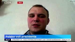 Polsko volí prezidenta