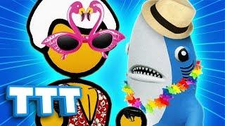 WE ALL GO ON HOLIDAY | Gmod TTT