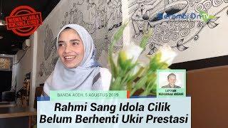 Makin Cantik, Rahmi Sang Idola Cilik Belum Berhenti Ukir Prestasi