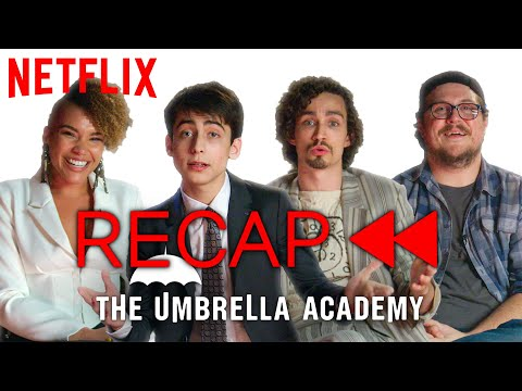 Get Ready for The Umbrella Academy Season 2! Official Cast Recap | Netflix