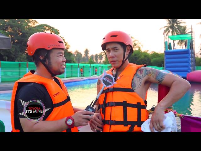 Splashdown Adult Adventure Wipeout Waterpark Pattaya