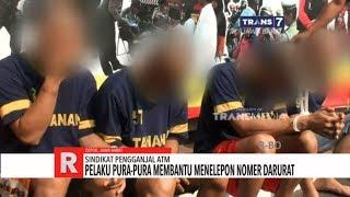Video Polisi Berhasil Ringkus Komplotan Pengganjal ATM MP3, 3GP, MP4, WEBM, AVI, FLV Desember 2017
