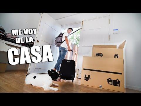 ME VOY DE LA CASA...[Logan G]