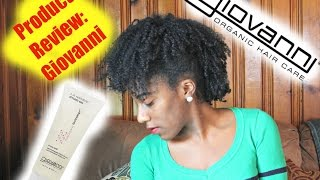 Here is another products review. I tried the Giovanni LA Natural Styling Gel...watch my video on my thoughts on the GEL!!! Please...