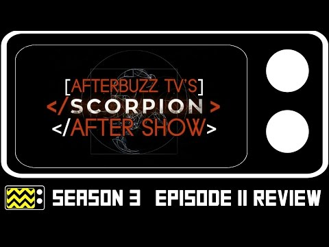 Scorpion Season 3 Episode 11 Review & After Show | AfterBuzz TV